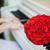 wedding · amore · design · foglia - foto d'archivio © prg0383