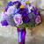 hermosa · novia · colorido · ramo · de · la · boda · manos · mujer - foto stock © prg0383