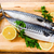 couple of fresh mackerel stock photo © prg0383