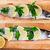 пару · свежие · скумбрия · древесины · продовольствие · глаза - Сток-фото © prg0383