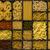麺 · 木製 · ボックス · 小麦 · 中国語 - ストックフォト © prill