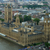 houses of parliament and london city detail stock photo © prill