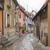 idilli · díszlet · falu · nyár · építészet · kultúra - stock fotó © prill