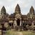 アンコールワット · 古代 · 寺 · 複雑な · カンボジア · 真ん中 - ストックフォト © prill