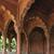 建築ディテール · 赤 · 砦 · デリー · インド · 青 - ストックフォト © prill