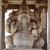 oude · indian · sculptuur · reizen · steen · zwaard - stockfoto © prill