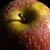 molhado · maçã · vermelha · maduro · velho · comida - foto stock © prill