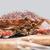 krab · spin · witte · buit · natuurlijke · groene - stockfoto © prill