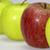 manzana · excepción · línea · manzanas · uno · multitud - foto stock © prill