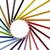 spiralis · paleta · 3D · colorido · alto - foto stock © prill