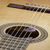 classica · chitarra · corpo · primo · piano · bianco · legno - foto d'archivio © prill