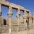 Egyiptom · templom · sivatag · halál · Afrika · szobor - stock fotó © prill