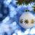 natal · bugiganga · cena · dourado · neve · árvore - foto stock © prill