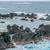 sahil · kaya · oluşumu · sahil · manzara · ada · adalar - stok fotoğraf © prill