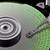 sabit · disk · sembolik · veri · stüdyo · fotoğrafçılık - stok fotoğraf © prill