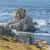 szörf · furgon · klasszikus · tengerpart · tető · égbolt - stock fotó © prill