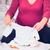 mulher · grávida · hospital · saco · bebê - foto stock © przemekklos