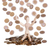 木製 · 人形 · 座って · 雨 · コイン · ビジネス - ストックフォト © pterwort