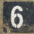 6   weathered number on old stone stock photo © pterwort