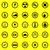 可燃性の · ベクトル · コレクション · 警告 · 標識 - ストックフォト © punsayaporn