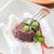 chocolade · lava · cake · icecream · vers · fruit · vruchten - stockfoto © punsayaporn