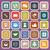 iconos · púrpura · stock · trabajo · teléfono - foto stock © punsayaporn