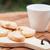 Рождества · кофе · Cookies · натюрморт · вкусный · традиционный - Сток-фото © punsayaporn