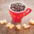 ábécé · keksz · piros · kávéscsésze · stock · fotó - stock fotó © punsayaporn