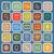 renkli · ayarlamak · simgeler · web · tasarım · elemanları · vektör - stok fotoğraf © punsayaporn