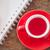 красный · кружка · открытых · ноутбук · складе · фото - Сток-фото © punsayaporn