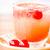 hideg · friss · keverék · gyümölcslé · piros · cseresznye - stock fotó © punsayaporn