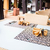 moderne · eetkamer · keuken · roestvrij · staal · australisch - stockfoto © punsayaporn