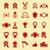 色 · シールド · セット · コレクション · レイヤード · 別々に - ストックフォト © punsayaporn
