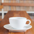 White coffee cup on wooden table stock photo © punsayaporn