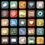 social · media · netwerk · lang · schaduw · hoofdtelefoon - stockfoto © punsayaporn