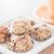 gezonde · cookies · witte · plaat · koffiekopje - stockfoto © punsayaporn