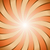 abstract brown and orange ray twirl background stock photo © punsayaporn