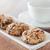 granen · cookies · koffiekopje · voorraad · foto - stockfoto © punsayaporn