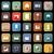 kleedkamer · iconen · witte · voorraad · vector · mode - stockfoto © punsayaporn