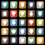 shield flat icons with long shadow stock photo © punsayaporn