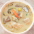 frango · vermelho · caril · arroz · delicioso · thai - foto stock © punsayaporn