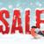 Рождества · продажи · баннер · вектора · большой · предлагать - Сток-фото © purplebird