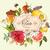 vector vintage herbal tea banner stock photo © purplebird