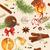 hot · specerijen · vector · voedsel · gekruid - stockfoto © purplebird