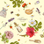 herbal cosmetics pattern stock photo © purplebird