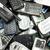 teléfonos · móviles · listo · reciclar · teléfono · resumen · fondo - foto stock © pxhidalgo