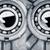doku · dişliler · endüstriyel · duvar · teknoloji - stok fotoğraf © pxhidalgo
