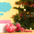 rojo · Navidad · regalo · abierto · oro · cinta - foto stock © pxhidalgo