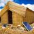 ház · energia · tető · víz · ablak · ablakok - stock fotó © pxhidalgo