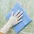 ház · takarítás · csempék · kéz · gumi · kesztyű - stock fotó © pxhidalgo